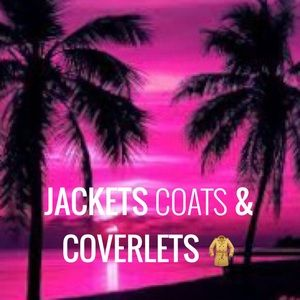 Vests, Jackets and Coverlets ❤️